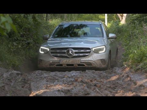 2020 Mercedes-Benz GLC 300 4MATIC Introducing