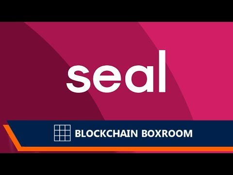 SEAL - blockchain powered product authentication and service