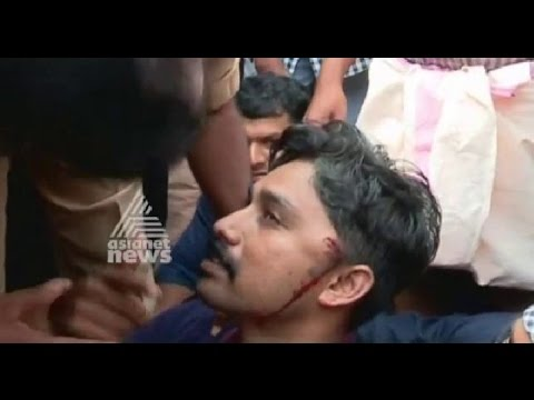 Police attacked two wheeler passenger in Kollam | FIR 05 Aug 2016