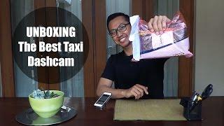 Unboxing Transcend DrivePro 520 The Best Taxi Dashcam