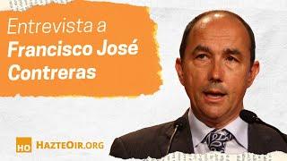 ENTREVISTA Francisco José Contreras, diputado de Vox en el Congreso de los Diputados