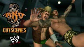 Randy Orton Cutscenes | WWE SmackDown vs Raw 2010