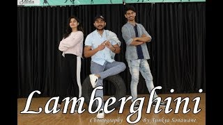 Lamberghini | Beat Freak'$ Dance Studio | Choreography