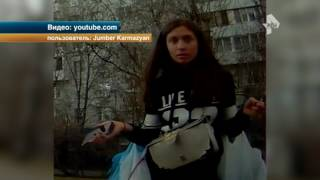 В Москве девушка закатила истерику таксисту, который отказался обслуживать ее из-за собаки