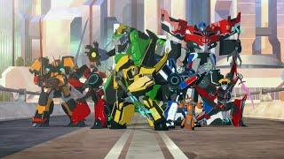Клип Трансформеры Роботы Под Прикрытием