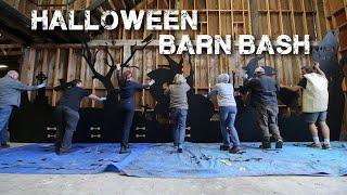 Halloween Barn Bash