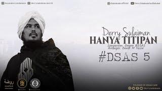 HANYA TITIPAN ~ DERRY SULAIMAN