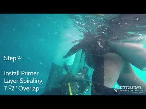 DiamondWrap Subsea Installation Video