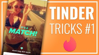 TINDER TIPS FOR GUYS & MEN: 9 Tricks To Get More Dates