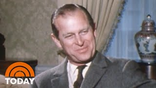 Prince Philip Talks About His Role In The Royal Family On Today In 1969 | TODAY