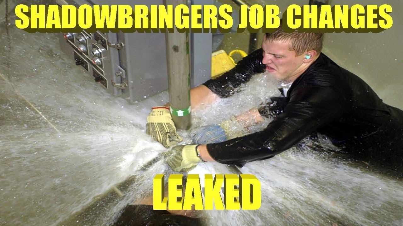 Shadowbringers Job Changes leaked