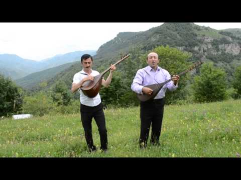 asiq sarvan ve asiq hebibƏmirvar kəndi