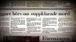 Sommarmord SVT - Tältmorden i Appojaure