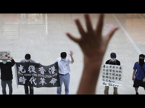 Евросоюз не ссорится с Китаем из-за Гонконга