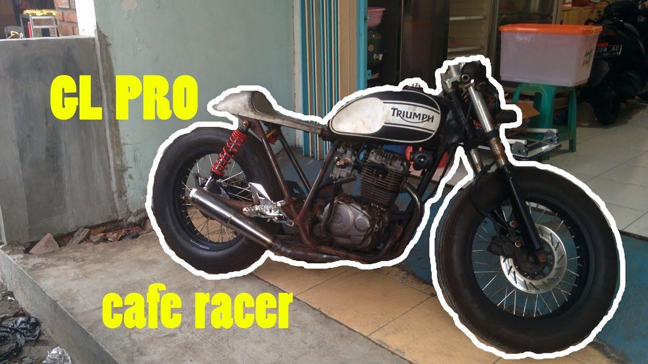 Japstyle Gl Pro Cafe Racer Modifikasi Motor Japstyle Terbaru