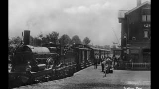 Het station van Epe door de jaren heen. Van nieuw tot vervallen