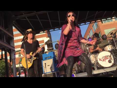 """The Struts - """"Kiss This"""" Live, 07/20/16 Reading, PA"""