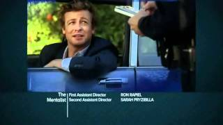 The Mentalist - New Trailer/Promo - 3x13 - Red Alert - 02/03/11 - Only CBS
