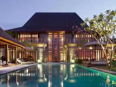Bulgari Resort - Dream Resort Hotel in Beautiful House Design