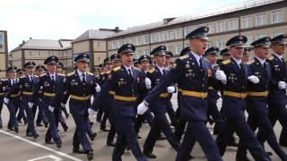 Рязанское  высшее воздушно десантное командное училище. Выпуск 2016