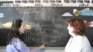 Lesson 13 - How many? - Learn English with Jennifer