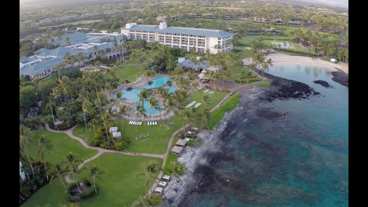 Visita Al Hotel The Fairmont Orchid Hawaii Youtube