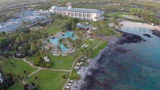Visita al Hotel The Fairmont Orchid, Hawaii