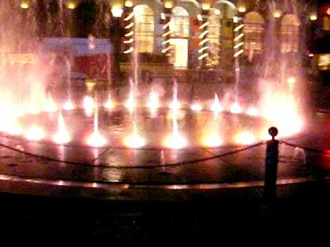 Monte Casino - South Africa - Dancing Fountain