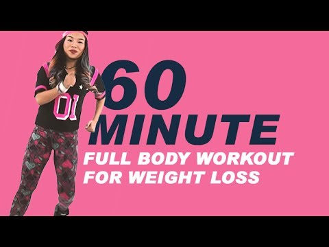 60 Mins DANCE CARDIO Workout for weight loss (Remix #1) | 60 phút nhảy SIÊU ĐỐT MỠ giảm cân