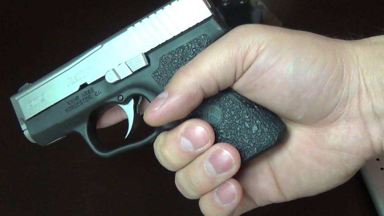Kahr PM9 - Favorite carry gun!