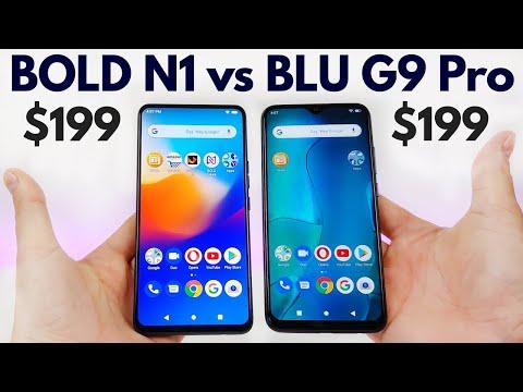 BOLD N1 vs BLU G9 Pro - Who Will Win?