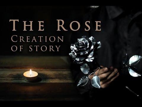 Ковка розы из металла своими руками (в художественном формате)