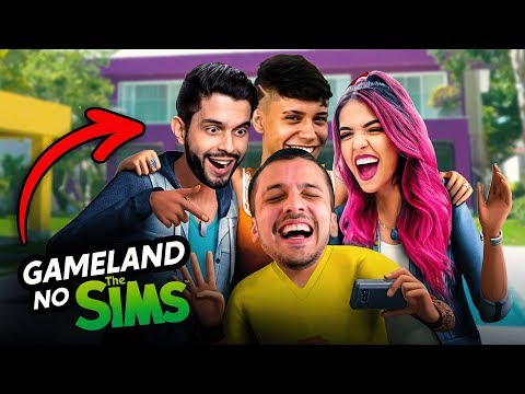 FIZEMOS A MANSÃO MAIS ABSURDA NO THE SIMS ft. FUNBABE thumbnail