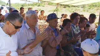 Три села – одна память: в с. Янджу собрались уроженцы сразу 3 сёл