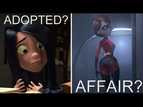 Pixar Theory: Are Mr Incredible and Elastigirl Violet's REAL parents?