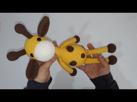 Amigurumi Çıngırak Arı Yapımı (Baştan Sona Anlatım) - YouTube | 360x480