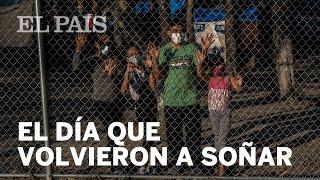 #México | El día que volvieron a soña | FIN del CAMPAMENTO MATAMOROS
