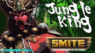 Smite: Jungle King- Ravana Jungle Gameplay