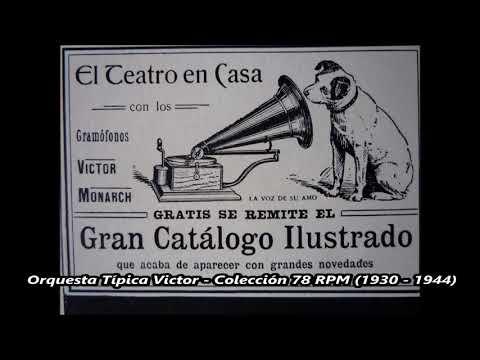 Orquesta Típica Victor - 1930/1944 - CD Completo