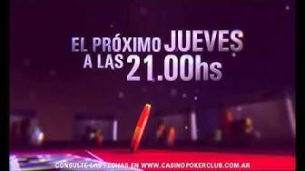 Torneo de Póker Clasificatorio - Jueves 6/12
