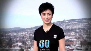 WWF Earth Hour med Hadia Tajik