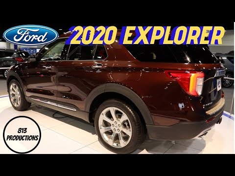 2020 Ford Explorer Overview
