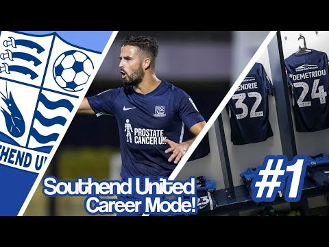 FIFA 19 CAREER MODE - SOUTHEND UNITED - #1 - A NEW YEAR