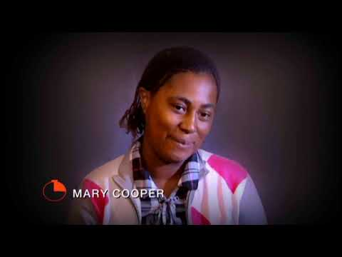 7 Second Resume - Mary Cooper