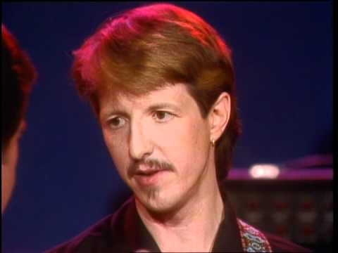 Dick Clark Interviews Patrick Simmons - American Bandstand 1983