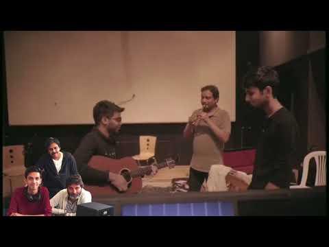 Baitikochi Chuste Unplugged | Anirudh & Team | Pawan Kalyan | Trivikram