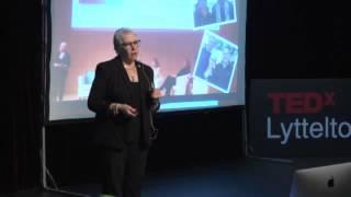 Gurus have guts. Just do it | Lorraine Jenks | TEDxLytteltonWomen