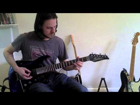 Waves Of Shred Entry - James Buckley