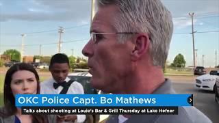 OKC Police: Armed citizen kills shooter at restaurant
