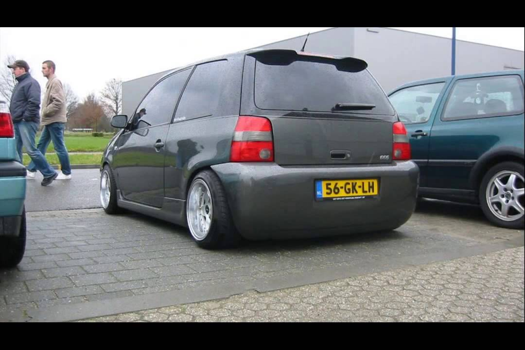 vw lupo tuning - YouTube